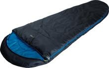 High Peak TR 300 Schlafsack, 230x85cm, anthrazit/blau