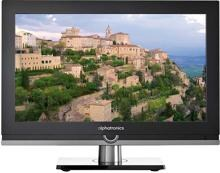 "Alphatronics R-19 DSB LED TV 19"" (47cm), Triple-Tuner, DVD, HD-ready"